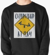 Childhood At Play Pullover