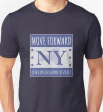 Move Forward New York Logo Tee Slim Fit T-Shirt