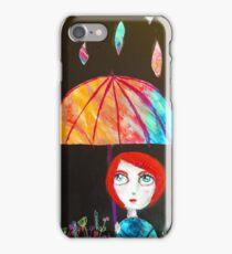 Brightness in the Rain iPhone Case/Skin