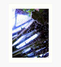 Microspcopic utopia Art Print
