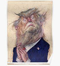 Donald Trump - L.A.-Times Poster