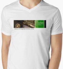Elizabeth Men's V-Neck T-Shirt