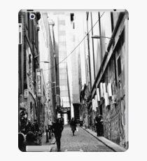 Hosier Lane, Melbourne iPad Case/Skin