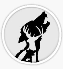 Moony,Wormtail,padfoot,&prongs Sticker