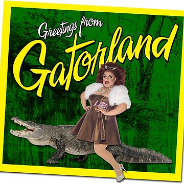 Greetings from Gatorland by aespinel