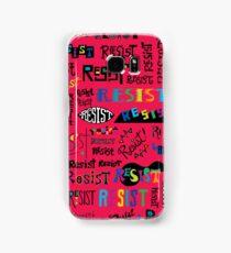 Resist Them cherry Samsung Galaxy Case/Skin