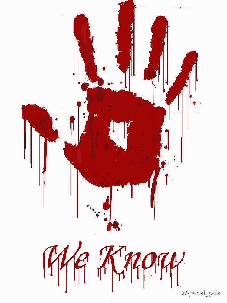 "AWESOME Dark Brotherhood ""We Know"" by xApocalypsia"
