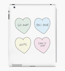 Sassy Hearts iPad Case/Skin