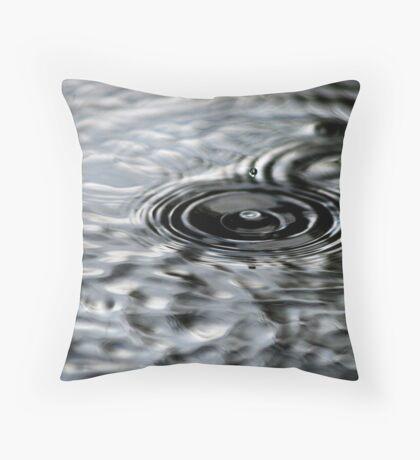 Good Vibrations Throw Pillow