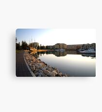 Glenelg Landscape, South Australia Canvas Print