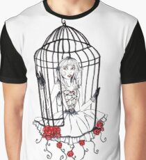 in the cage Graphic T-Shirt