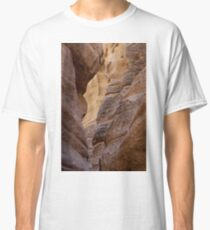 Slot Canyon - Tent Rocks, New Mexico Classic T-Shirt