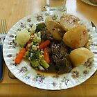 Oxtail and Vegetables by BlueMoonRose