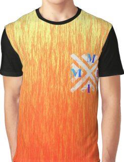 MMII Fire Gradient Graphic T-Shirt