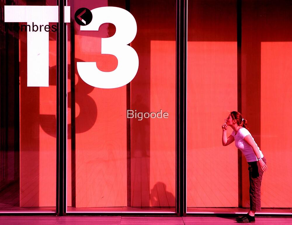 Tais trois  by Bigoode