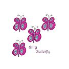 Silly Butterfly by Monica Ellis