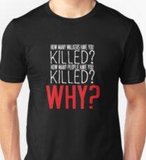 Killed Dead Killer Unisex T-Shirt
