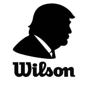 Trump Is Wilson by jonnycottone