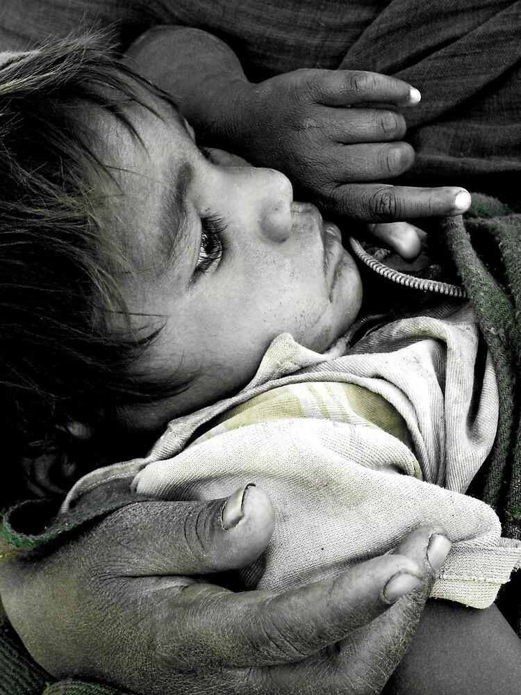 1 Indian kid by Sasha Mihalova