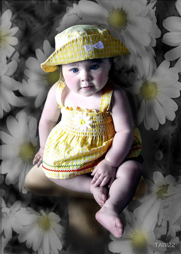 Little Daisy Girl by TABI22