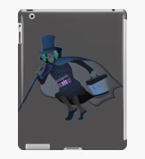 Run Hatty logo iPad Case/Skin