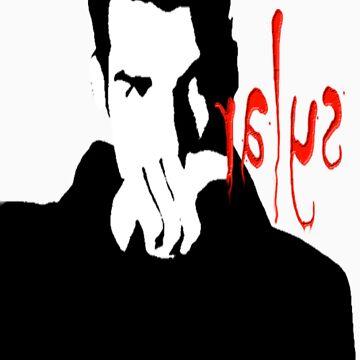 Sylar by indiebuddy