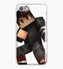 Minecraft games make you funny tank top ! iPhone Case/Skin