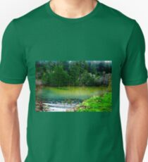 A Pond in the Hills T-Shirt