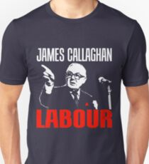 James Callaghan Unisex T-Shirt