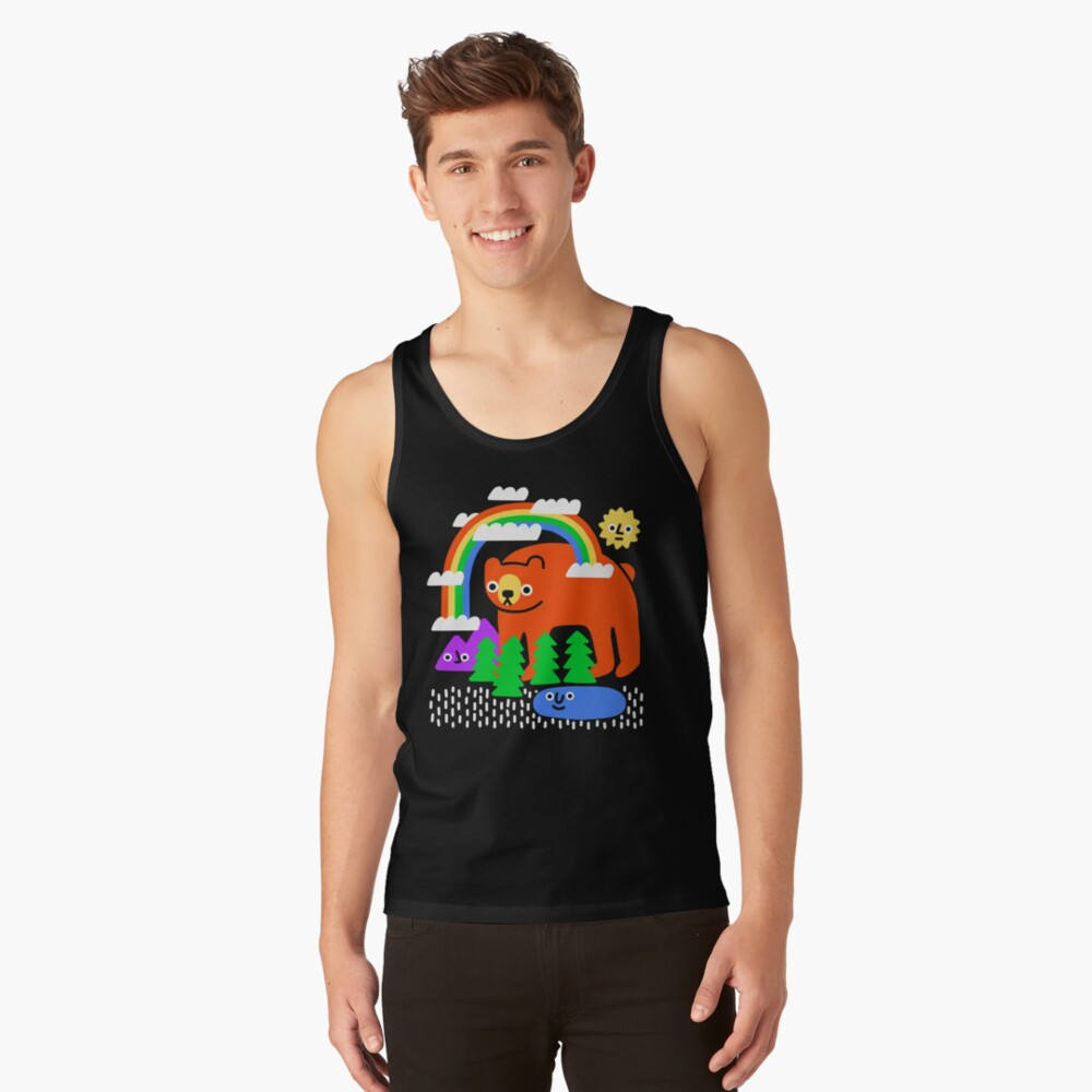 Funky Forest Tank Top