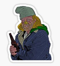 Frank Beer Sticker