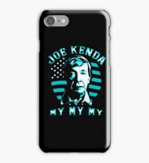 joe kenda iPhone Case/Skin