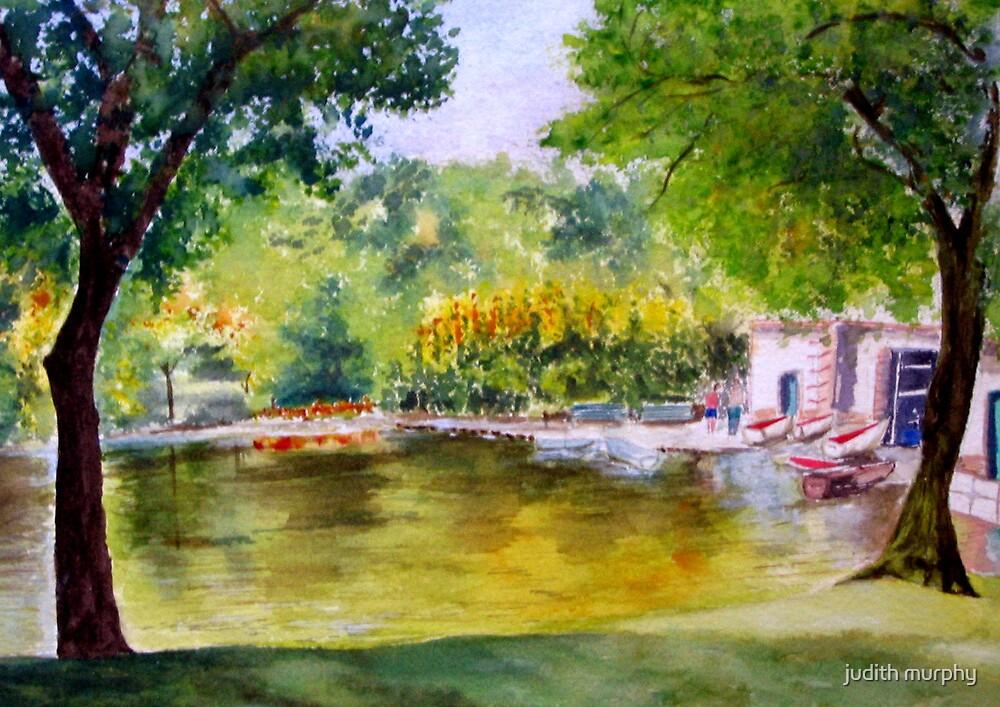 Thompson Park by judith murphy