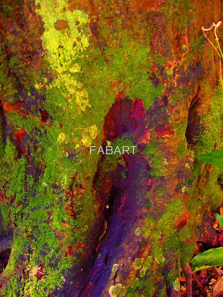 Tree Stump #6 by FABART