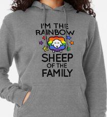 Im the Rainbow Sheep of the Family Lightweight Hoodie