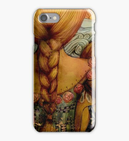 sunshine and rainbows iPhone Case/Skin