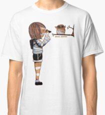 Smile Baby Wildlife Photographer Classic T-Shirt