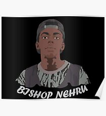 bishop nehru Poster
