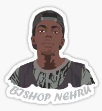 bishop nehru Sticker