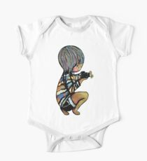 smile baby macro photography One Piece - Short Sleeve