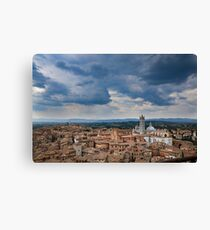 Tuscany Skies Canvas Print