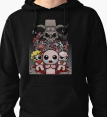 the binding of isaac Pullover Hoodie