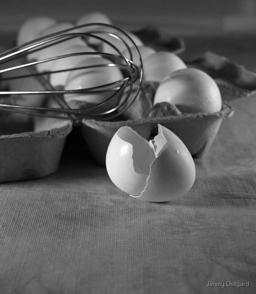 Egg Beater by Jimmy Ostgard