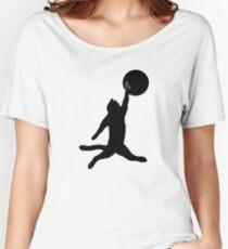 Air Cat Women's Relaxed Fit T-Shirt