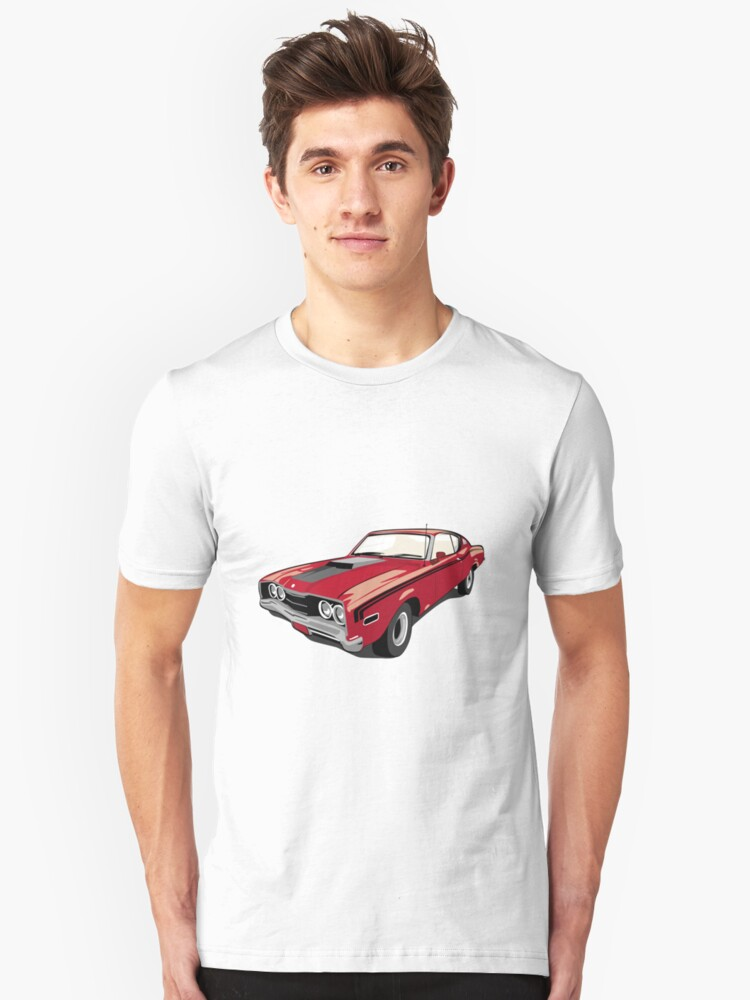 Muscle Car by Lara Allport