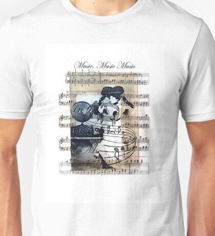 Music Music Music T-Shirt