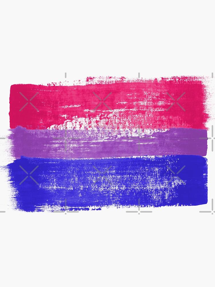 Bisexual Pride Art by queeradise