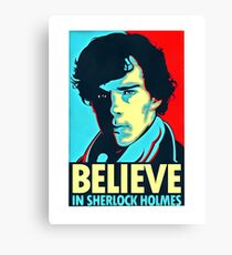 benedict cumberbatch Canvas Print