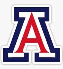 UofA- University of Arizona Sticker