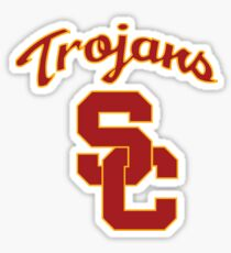USC - University of Southern California Sticker